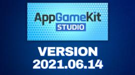 AppGameKit Studio V2021.06.14
