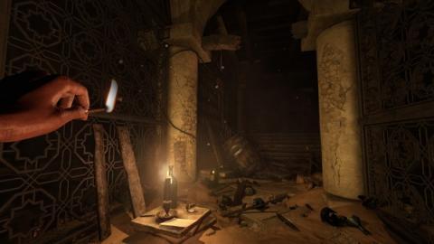 Amnesia Rebirth Screenshot