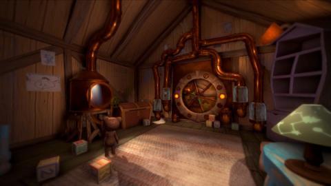 Among the Sleep Enhanced Edition Screenshot