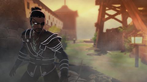 Aragami Patch 01.09 Screenshot
