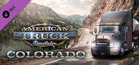 "American Truck Simulator DLC ""Colorado"" Header"