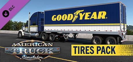 "American Truck Simulator: DLC ""Goodyear Tires Pack"" Header"