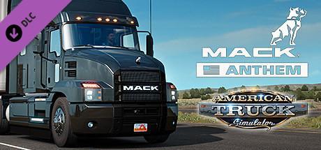 American Truck Simulator The Mack Anthem Header