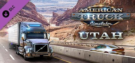 """American Truck Simulator: DLC """"Utah"""" Header"""