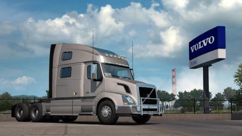 American Truck Simulator Volvo VNL
