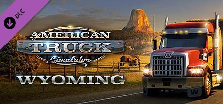 """American Truck Simulator: DLC """"Wyoming"""" Header"""