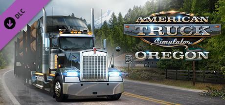 American Truck Simulator: Oregon-DLC Header