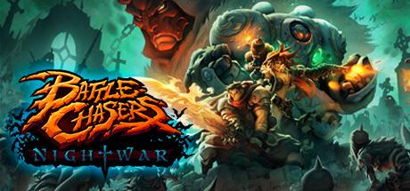 Battle Chasers Nightwar Header