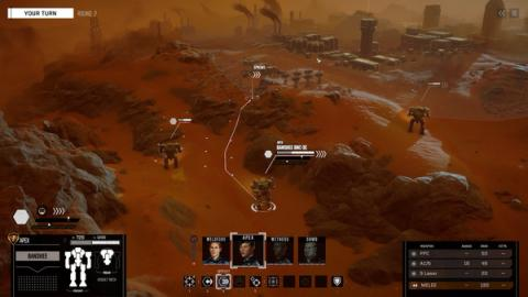 Battletech Screenshot