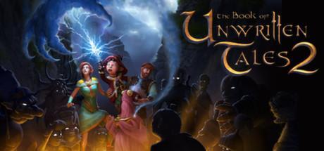 Book of unwritten Tales 2 Header
