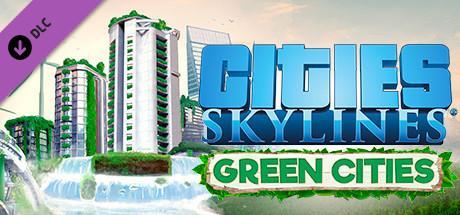 Cities Skylines Green Cities Header