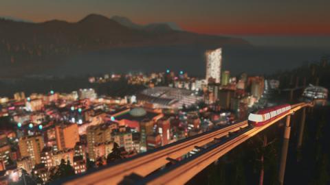 Cities Skylines: Mass Transit Screenshot