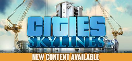 Cities Skylines New Content Header