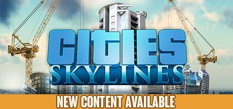 Cities Skylines New Content Header