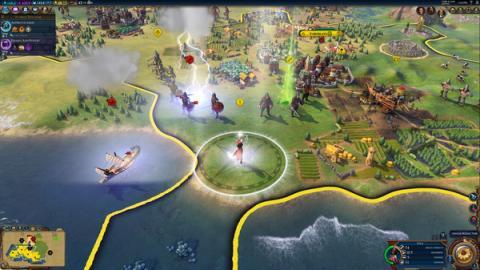 Civilization VI: Babylon Screenshot