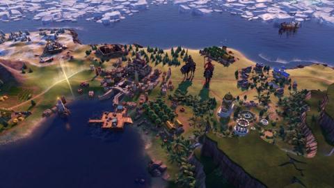 Civilization VI: Ethopia Pack Screenshot