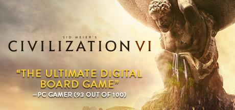 Civilization 6 Header