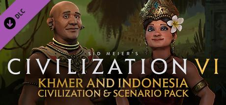 Civilization VI Khmer DLC