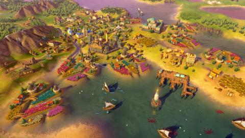 "Civilization VI: Erweiterung ""Rise and Fall"" Screenshot"