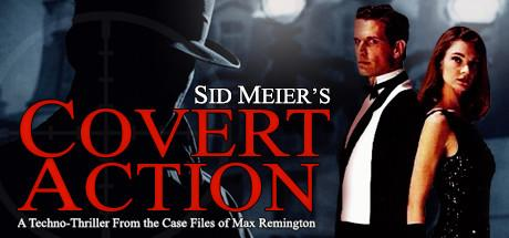 Covert Action Header