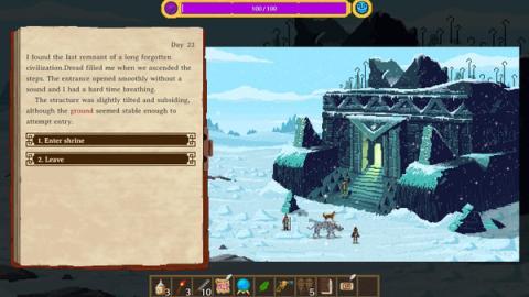 The Curious Expedition Screenshot