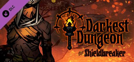 Darkest Dungeon: DLC Shieldbreaker Header