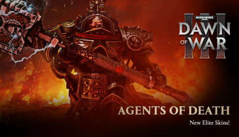 Dawn of War 3 Agents of Death