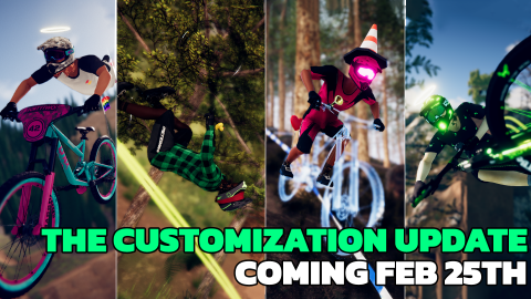"Descenders  ""The Customization"""