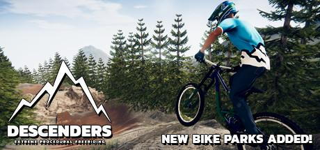 Descenders New Parks Header