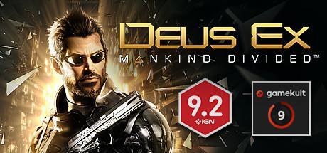 Deus Ex: Mankind Divided Header