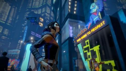 Dreamfall Chapters Screenshot