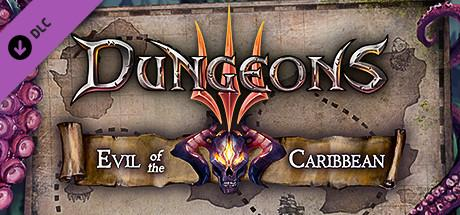 Dungeons 3 Evil of the Caribbean Header