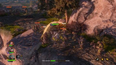 Die Zwerge Screenshot