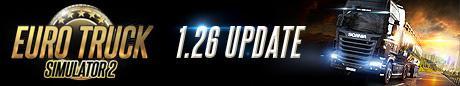 Euro Truck Simulator 2 Update 1.26
