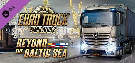 "Euro Truck Simulator 2: DLC ""Beyond the Baltic Sea"" Header"