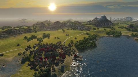Grand Ages Medieval Screenshot