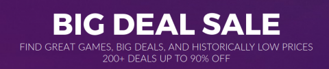 GOG Big Deal Sale