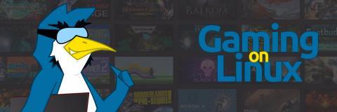 Gaming on Linux Logo