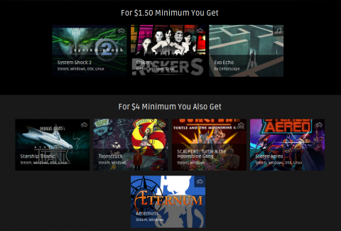 Groupees: Be Mine 32 Bundle