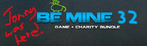 Groupees: Be Mine 32 Bundle Header