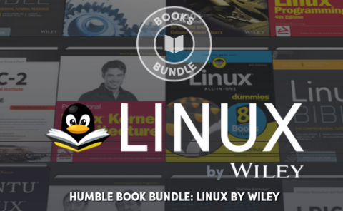 Humble Book Bundle: Linux by Wiley 2019 Header