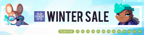 Humble Store: Winter Sale 2017