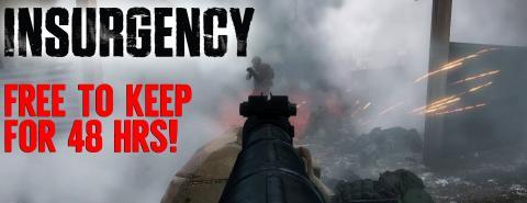 Insurgency free on Steam