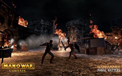 man o war corsair warhammer naval battles update 13