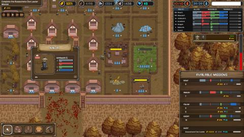Ninja Tycoon Screenshot