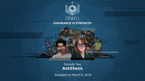 Orwell: Ignorance is Strength Episode 2