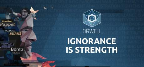 Orwell: Ignorance is Strength Header