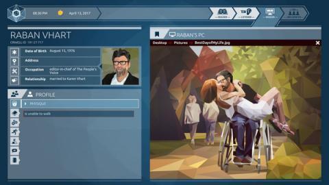 Orwell: Ignorance is Strength Screenshot