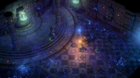 Pathfinder: Kingmaker - Beneath The Stolen Lands Screenshot