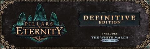 Pillars of Eternity: Definitive Edition Header